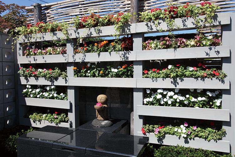 女性専用共同墓「ノウゼンカ」