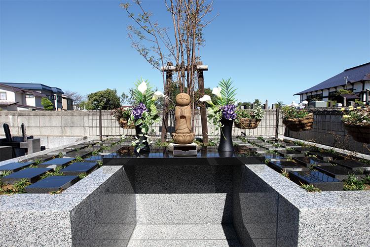 個室墓「ナナカマド」